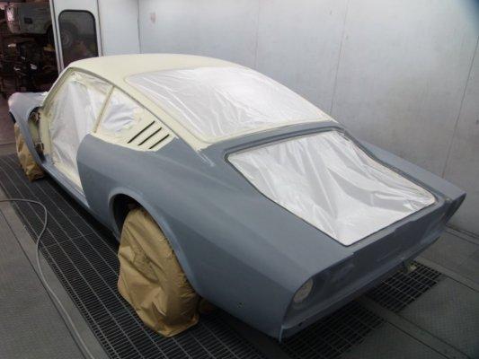 Ford OSI RESTAURO PARZIALE