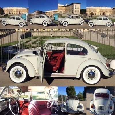 Maggiolino 1969 ex-Herbie/nel suo splendore