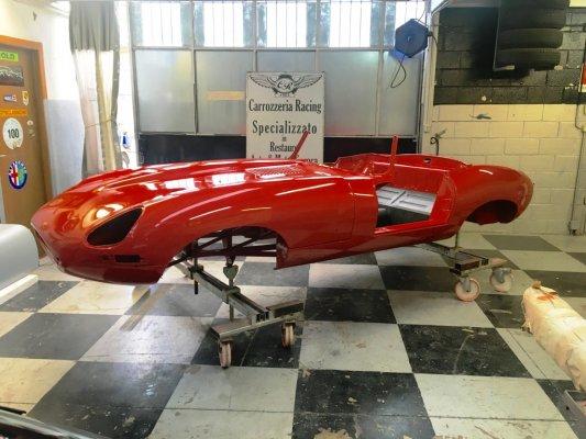jaguar -E-Type