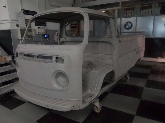 VW T2 SABBIATO