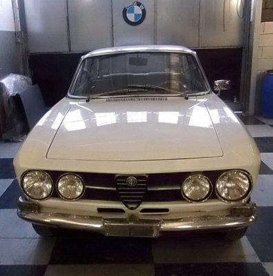 Alfa Romeo Gtj 1750 del 1969 -conservata-