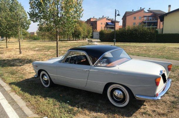 Lancia Appia Coupè Pinin Farina 1958
