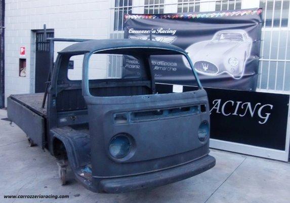VW T2 PRIMA FASE