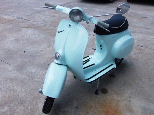 VESPA 50 1966 restaurata