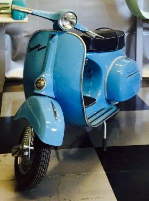 VESPA 150 SUPER 1967 restaurata